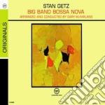 Stan Getz - Big Band Bossa Nova cd musicale di Stan Getz