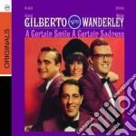 A CERTAIN SMILE A CERTAIN cd musicale di Astrud Gilberto