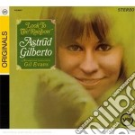 LOOK TO THE RAINBOW cd musicale di Astrud Gilberto