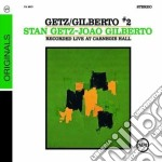 LIVE AT CARNEGIE HALL 2 cd musicale di GETZ STAN-JOAO GILBERTO