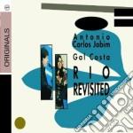 RIO REVISITED cd musicale di JOBIM/COSTA