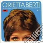 GLI ANNI DELLA POLYDOR  (BOX 5 CD) cd musicale di Orietta Berti