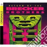 RETURN OF THE BRECKER BROT cd musicale di Brothers Brecker