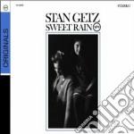 SWEET RAIN cd musicale di Stan Getz