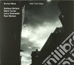 NEW YORK DAYS cd musicale di Enrico Rava