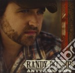 Anything goes cd musicale di Randy Houser
