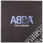 THE ALBUMS  ( BOX 9 CD) cd musicale di ABBA