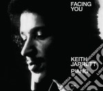 Keith Jarrett - Facing You cd musicale di Keith Jarrett