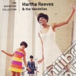 THE DEFINITIVE COLLECTION cd musicale di MARTHA REEVES & VANDELLAS