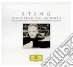 Sting - Songs From The Labyrinth - Tour Edition cd musicale di STING
