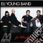 JET BLACK AND JEALOUS cd musicale di ELI YOUNG BAND