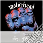 IRON FIRST (DELUXE) cd musicale di MOTORHEAD