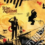 Appeal to reason cd musicale di Against Rise