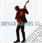 11 + dvd cd musicale di Bryan Adams