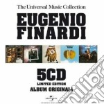 UNIVERSAL MUSIC COLLEC. ( BOX 5 CD) cd musicale di Eugenio Finardi
