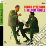 Oscar Peterson - Oscar Peterson & Nelson Ri cd musicale di Peterson