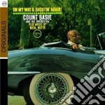 ON MY WAY AND SHOUTIN AGAI cd musicale di Count Basie