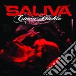 Cinco diablo cd musicale di Saliva