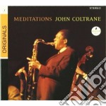 MEDITATIONS                               cd musicale di John Coltrane