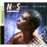 LET IT BE ME cd musicale di Nina Simone