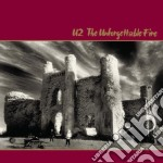 THE UNFORGETTABLE FIRE - REMASTERED -     cd musicale di U2