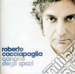 CANONE DEGLI SPAZI cd musicale di Roberto Cacciapaglia