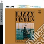 DIZZY ON THE FRENCH RIVIERA               cd musicale di Dizzy Gillespie