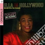 Ella Fitzgerald - Ella In Hollywood cd musicale di Ella Fitzgerald