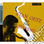 STAN GETZ AT THE SHRINE                   cd musicale di Stan Getz