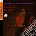THE ARTISTRY OF FREDDIE HUBBARD           cd musicale di Freddie Hubbard