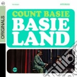 BASIE LAND                                cd musicale di Count Basie