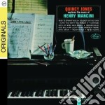 EXPLORES THE MUSIC OF HENRY MANCINI       cd musicale di Quincy Jones