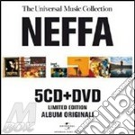 THE UNIVERSAL MUSIC COLLECTION (BOX 6 CD) cd musicale di NEFFA