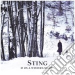 Sting - If On A Winter's Night cd musicale di STING