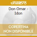 Idion cd musicale di Omar Don