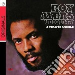 A TEAR TO A SMILE                         cd musicale di Roy Ayers