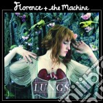 LUNGS cd musicale di FLORENCE AND THE MACHINE