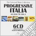 PROGRESSIVE ITALIA VOL. 2                 cd musicale di ARTISTI VARI