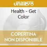 GET COLOR                                 cd musicale di Healin