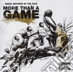 More than a game cd musicale di Ost