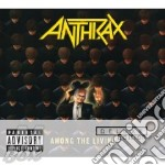 AMONG THE LIVING - DELUXE CD+DVD -        cd musicale di ANTHRAX