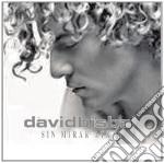 Sin mirar atras cd musicale di David Bisbal