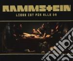 LIEBE IST FUR ALLE DA                     cd musicale di RAMMSTEIN