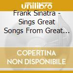 GREAT SONGS FROM GREAT BRITAIN            cd musicale di Frank Sinatra