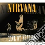 (LP VINILE) LIVE AT READING                           lp vinile di NIRVANA
