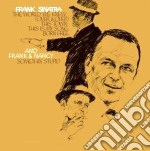 THE WORLD WE KNEW                         cd musicale di Frank Sinatra