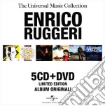 THE UNIVERSAL MUSIC COLLECTION            cd musicale di Enrico Ruggeri