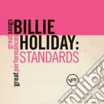STANDARDS                                 cd musicale di Billie Holiday
