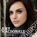 Amy Macdonald - A Curious Thing cd musicale di Amy Macdonald