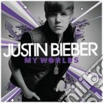 MY WORLDS cd musicale di Justin Bieber